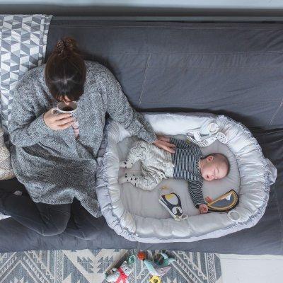 Tapis d'éveil aire de jeu pôle nord Taf toys