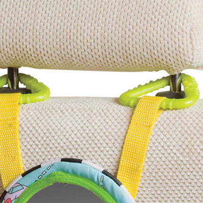 Jouets de voyage bébé volant musical Taf toys
