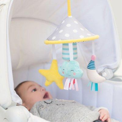 Mobile bébé promenade lune Taf toys