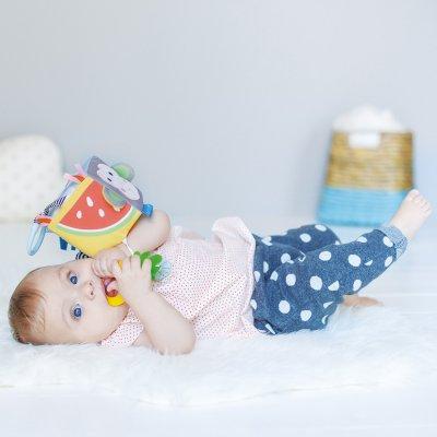 Jouet d'éveil bébé cube Taf toys