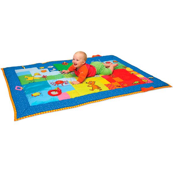 Tapis d'éveil des touches Taf toys