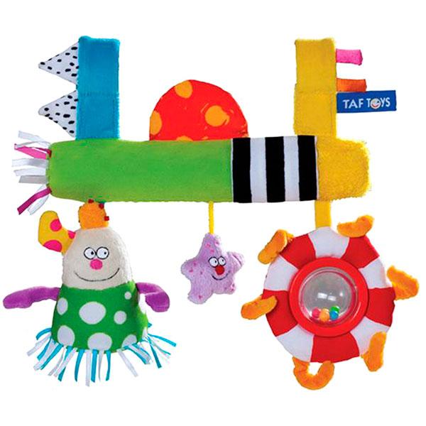 Jouets de voyage bébé drôle de barre kooky Taf toys