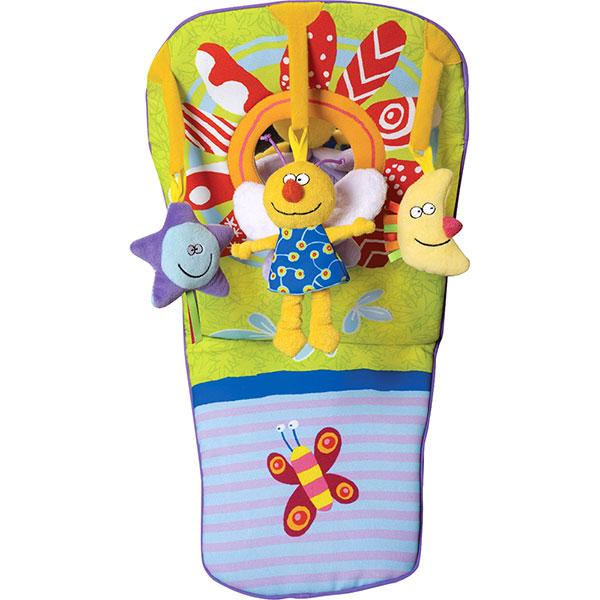 Jouets de voyage bébé tableau Taf toys