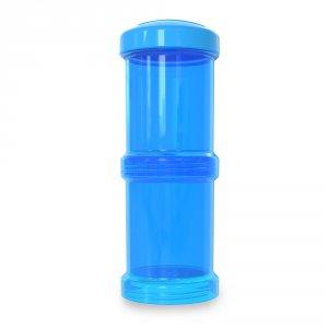 Lot de 2 boites doseuses 100ml bleu