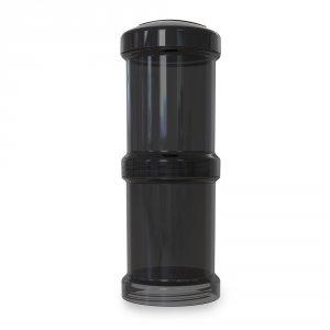 Lot de 2 boites doseuses 100ml noire