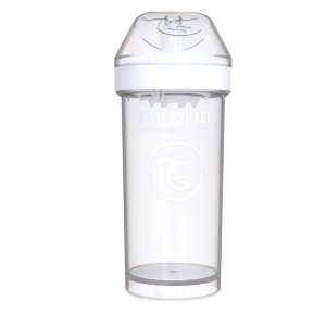 Gobelet infuseur de fruit 360ml blanc