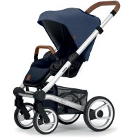 Poussette 4 roues nio north sailor blue
