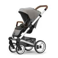 Poussette 4 roues nio chassis standard north stormy weather