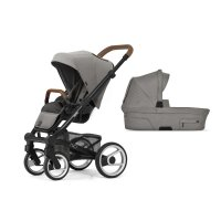 Pack poussette duo nio chassis black stormy weather