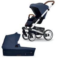 Pack poussette duo nio north sailor blue