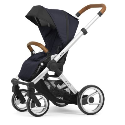 Poussette 4 roues evo chassis standard urban nomad deep navy Mutsy