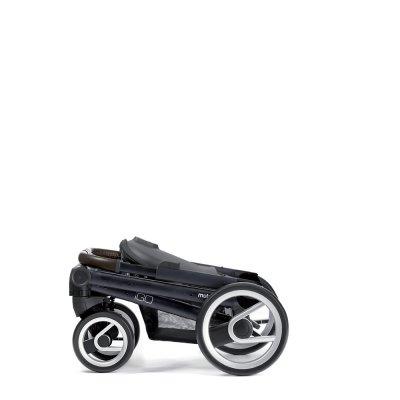 Poussette 4 roues igo héritage/farmer black mist Mutsy