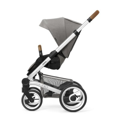 Poussette 4 roues nio chassis standard north stormy weather Mutsy