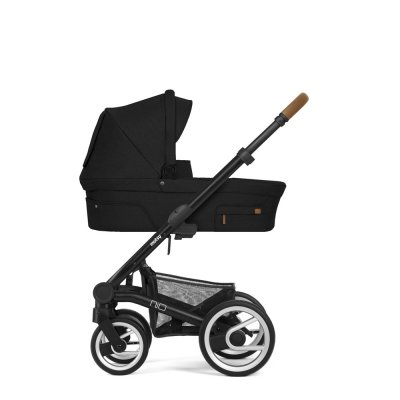 Pack poussette duo nio chassis black north black Mutsy