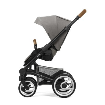 Poussette duo nio chassis black Mutsy