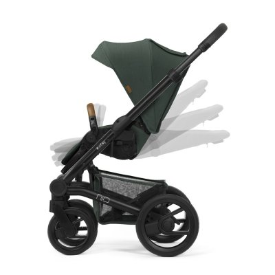 Pack poussette duo nio pine green Mutsy