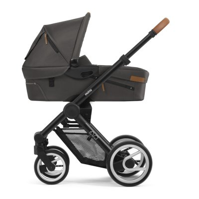 Poussette duo evo urban nomad stone grey Mutsy