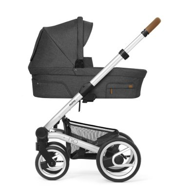 Pack poussette duo nio north grey Mutsy