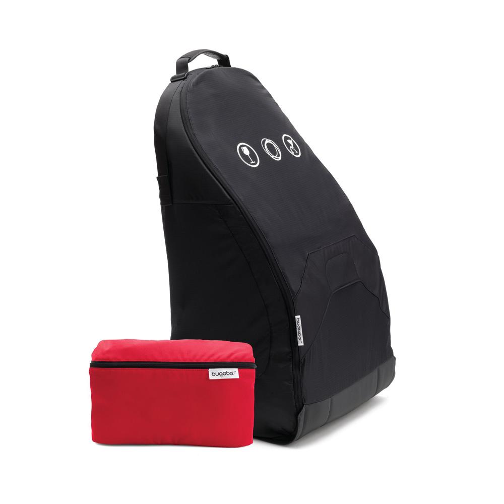 sac de transport compact pour poussette bee de bugaboo sur allob b. Black Bedroom Furniture Sets. Home Design Ideas