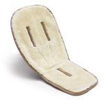 Coussin confort universelle réversible en laine woolmark pas cher