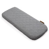 Housse de matelas en laine woolmark pour nacelle