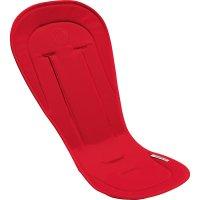 Coussin confort pour poussette bugaboo rouge néon