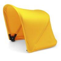 Capote extensible pour poussette fox ou cameleon3+ jaune