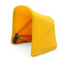 Capote extensible pour poussette donkey2 jaune solaire