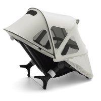 Protection soleil capote à fenêtres pour poussette fox et cameleon3 gris