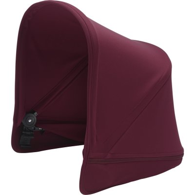Capote extensible pour poussette donkey2 rouge rubis Bugaboo