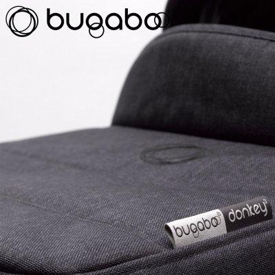 Pack poussette duo fox2 mineral complète noir/noir délavé Bugaboo