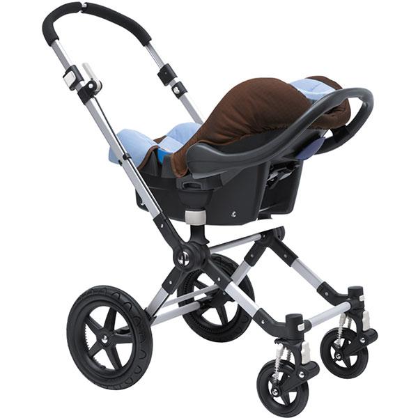Adaptateur poussette pour siège auto baby safe plus shr ii ou baby safe plus ii sur la poussette cameleon 3 Bugaboo