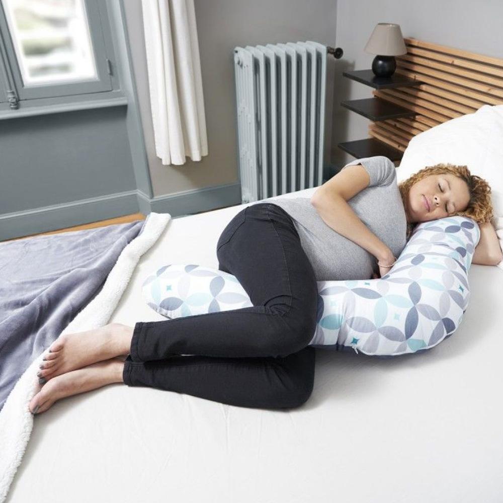 coussin d 39 allaitement de badabulle au meilleur prix sur allob b. Black Bedroom Furniture Sets. Home Design Ideas