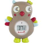 Thermomètre de bain bébé digital hibou pas cher