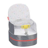 Réhausseur de chaise nomade gris