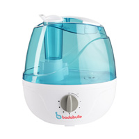 Humidificateur d'air bleu gris