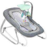 Transat bébé gris et blanc confort