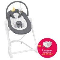 Transat bébé compact'up moonlight + veilleuse musicale mouton offerte