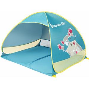 Tente anti-uv bleue