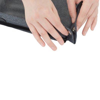 Jouet de voyage bébé tablette de voiture easy travel Badabulle