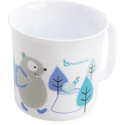 Tasse bébé blue beaver Badabulle
