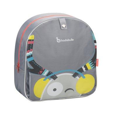 Réhausseur de chaise nomade gris Badabulle