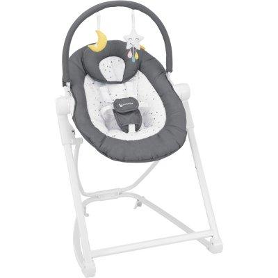 Transat bébé haut compact'up moonlight Badabulle