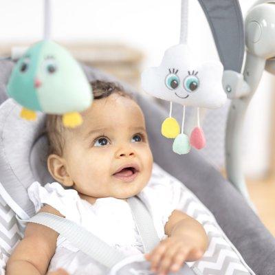 Badabulle Balancelle bébé confort 2