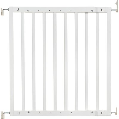 Barrière de sécurité color pop 63-103,5cm blanc Badabulle