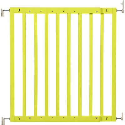 Barrière de sécurité color pop 63-103,5cm jaune Badabulle