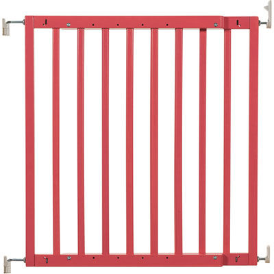 Barrière de sécurité color pop 63-103,5cm rouge Badabulle