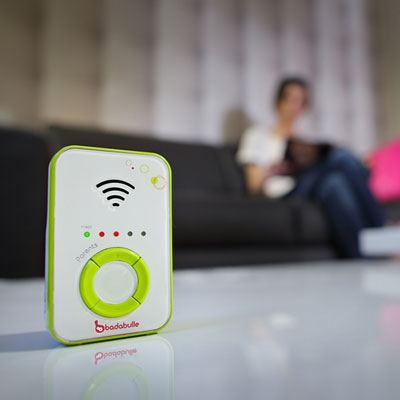Babyphone baby online 300m Badabulle