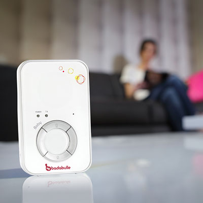 Babyphone baby online 500m Badabulle