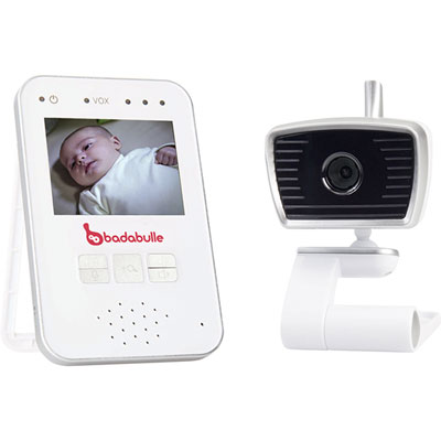 Babyphone baby online vidéo slim Badabulle